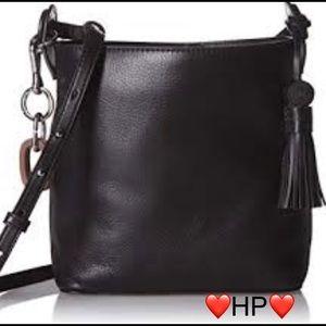 Vince Camuto Suni Leather Bucket Bag